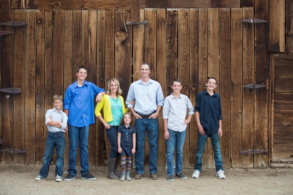 Andelin Family