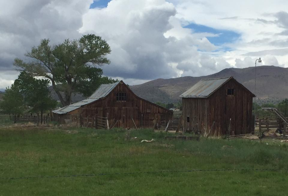 Old Barn Picture
