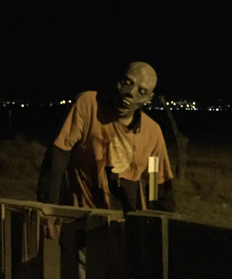 zombie at Andelin Family Farm